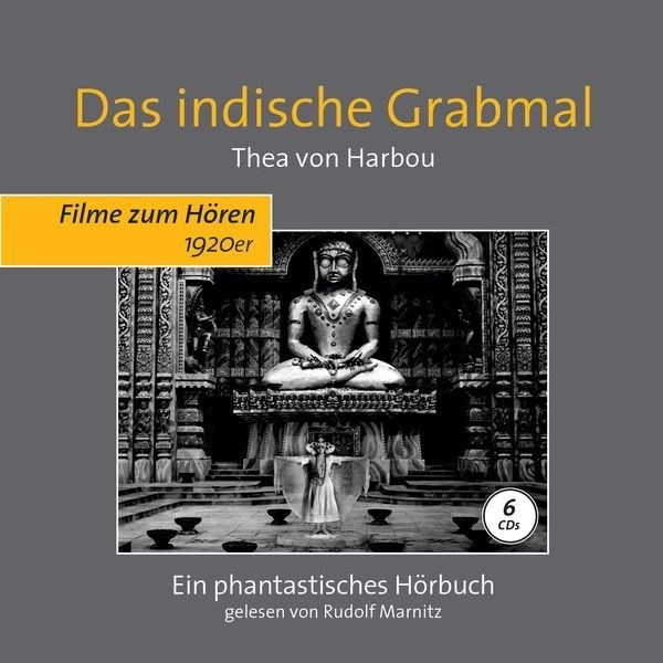 Audio Book available for THE INDIAN TOMB both in English and German